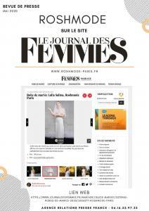 Roshmode sur journaldesfemmes.fr